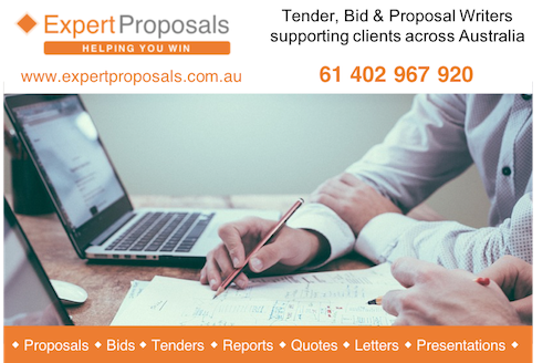 Tender Writer - Australia-Wide - Assistance With Tenders